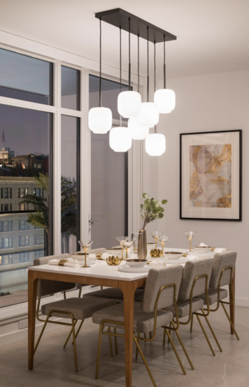 Online design Glamorous Dining Room by Cayla S. thumbnail