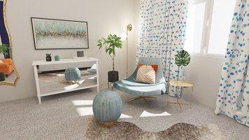 Online design Transitional Bedroom by Janja R. thumbnail