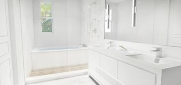 Online design Modern Bathroom by Renata B. thumbnail