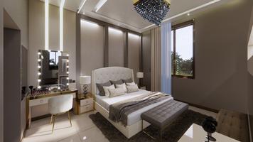 Online design Contemporary Bedroom by Fereshteh H. thumbnail