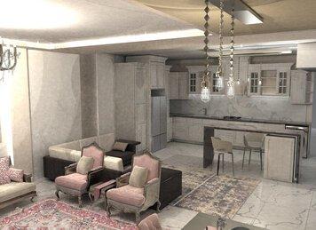 Online design Transitional Kitchen by Nazila A. thumbnail
