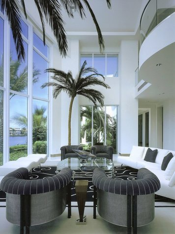 Online design Contemporary Living Room by Susan C. thumbnail