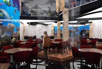 Online design Glamorous Dining Room by Sara P. thumbnail