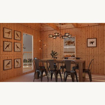 Online design Eclectic Dining Room by Iulia B. thumbnail