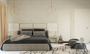Online design Glamorous Bedroom by Rehan A. thumbnail