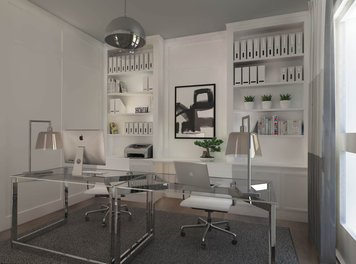 Online design Contemporary Home/Small Office by Eleni P thumbnail