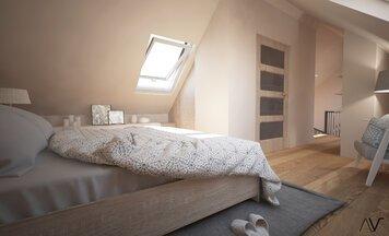 Online design Beach Bedroom by Dominika Z. thumbnail
