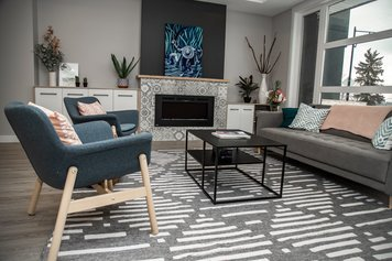 Online design Contemporary Living Room by Natalie S. thumbnail
