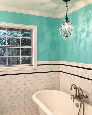 Online design Transitional Bathroom by Heather W. thumbnail