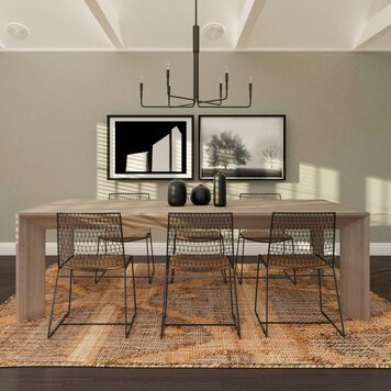 Online design Modern Dining Room by Aimee M. thumbnail