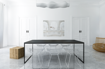 Online design Contemporary Dining Room by Eleni P thumbnail