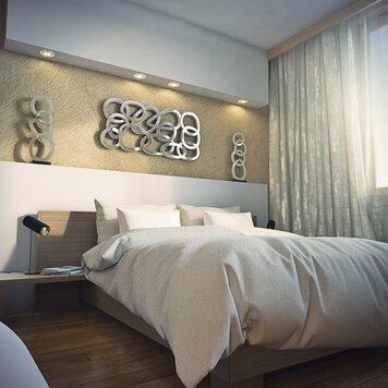 Online design Modern Bedroom by Rajna S. thumbnail