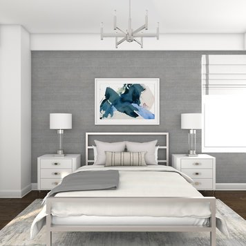 Online design Contemporary Bedroom by Jessica S. thumbnail