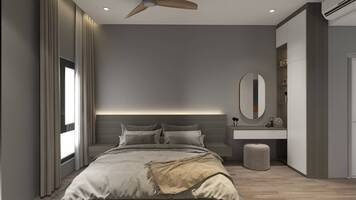 Online design Contemporary Bedroom by Joey thumbnail