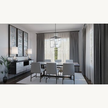Online design Transitional Dining Room by Iulia B. thumbnail