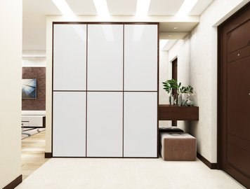 Online design Contemporary Hallway/Entry by Luba K. thumbnail