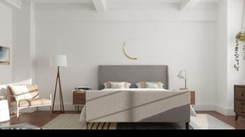 Online design Modern Bedroom by Ebere O. thumbnail