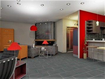 Online design Modern Living Room by Sheena C. thumbnail