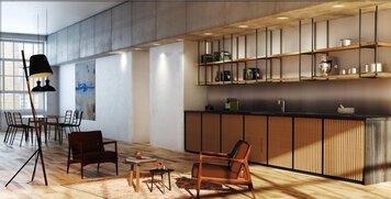 Online design Modern Kitchen by Vanessa A. thumbnail