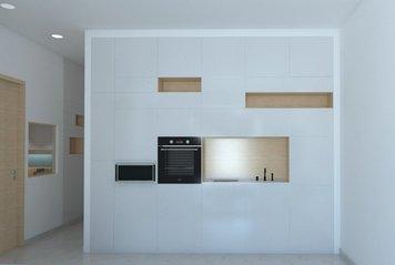 Online design Contemporary Kitchen by Eleni M. thumbnail