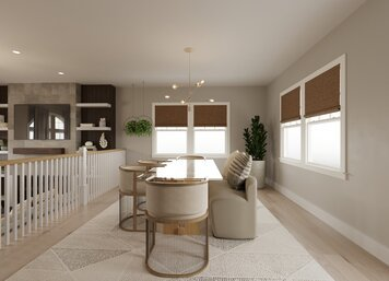 Online design Contemporary Dining Room by Wanda P. thumbnail