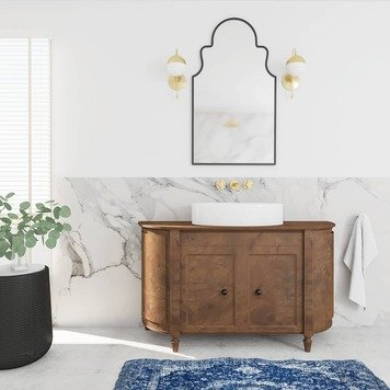Online design Modern Bathroom by Katarina K. thumbnail