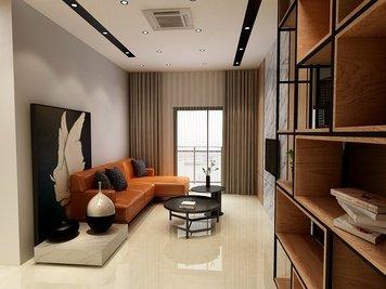 Online design Glamorous Living Room by Joey thumbnail