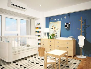 Online design Modern Nursery by Edelyn P. thumbnail