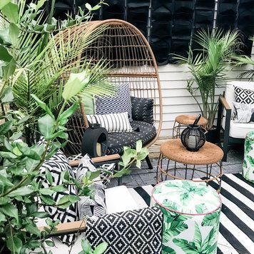 Online design Contemporary Patio by Casey H. thumbnail