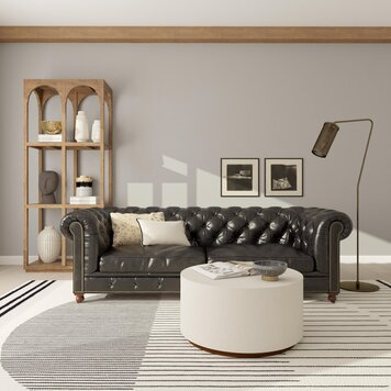 Online design Transitional Living Room by Aimee M. thumbnail