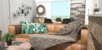 Online design Living Room by Laura D thumbnail