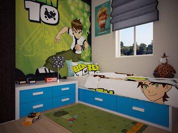 Online design Kids Room by Bobby D. thumbnail