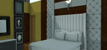 Online design Bedroom by Muhammad H. thumbnail