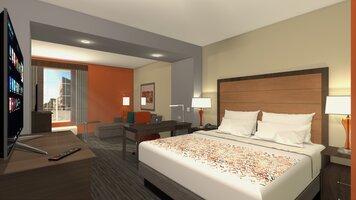 Online design Modern Bedroom by Muhammad H. thumbnail