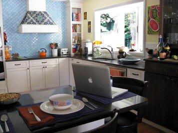 Online design Eclectic Kitchen by Sue R. thumbnail
