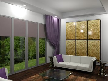 Online design Living Room by Geny B. thumbnail