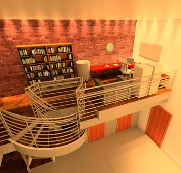 Interior Design Sample By Alexis G