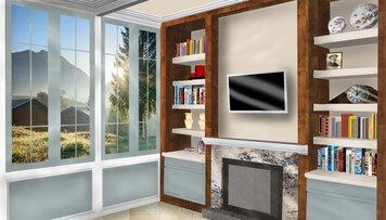 Online design Living Room by Kate S. thumbnail