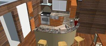 Online design Kitchen by Kate S. thumbnail