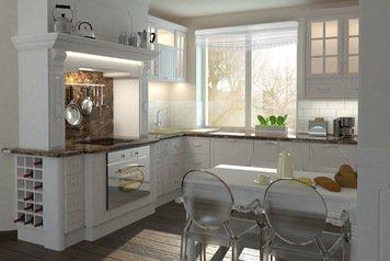 Online design Eclectic Kitchen by Kinga P thumbnail