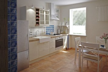 Online design Country/Cottage Kitchen by Kinga P thumbnail