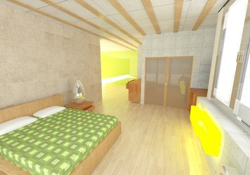 Online design Bedroom by Baheej T. thumbnail