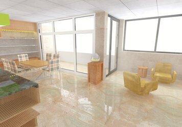 Online design Living Room by Baheej T. thumbnail