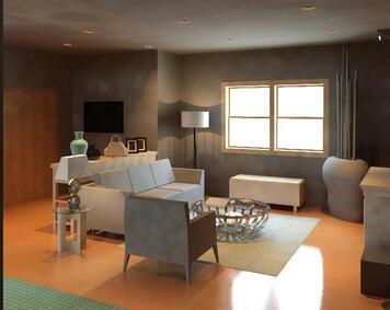 Online design Living Room by Marne C. thumbnail