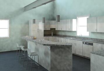 Online design Kitchen by Marne C. thumbnail