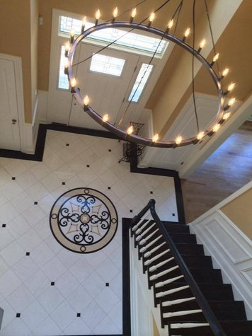 Online design Traditional Hallway/Entry by Anastasia H. thumbnail