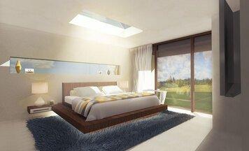 Online design Bedroom by Jina K. thumbnail