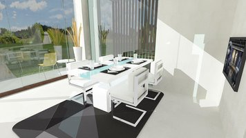 Online design Dining Room by Jina K. thumbnail