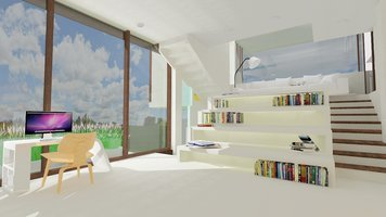 Online design Home/Small Office by Jina K. thumbnail