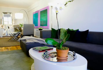 Online design Contemporary Combined Living/Dining by Renata G. thumbnail